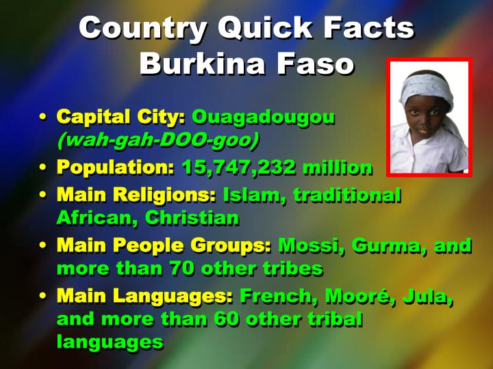 Country Quick Facts