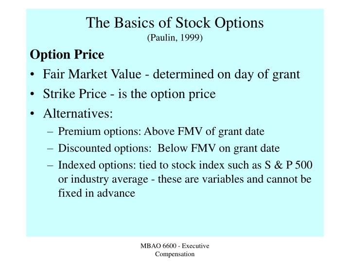 What happens to stock options during acquisition