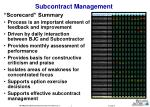 subcontract management7