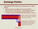 exchange partition1