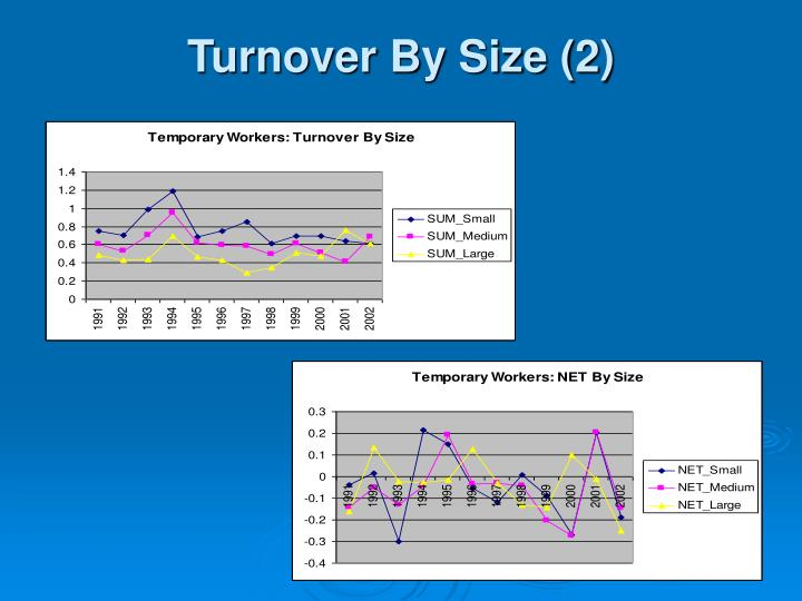Turnover By Size (2)