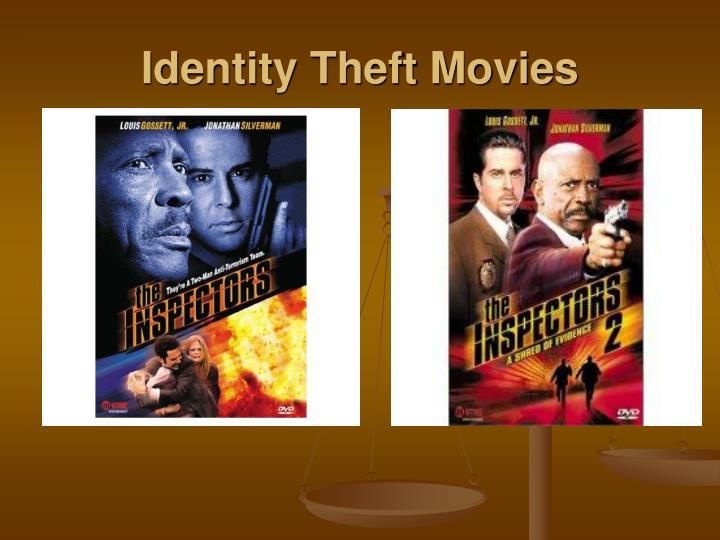 Identity Theft Movies