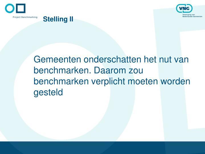 Stelling II