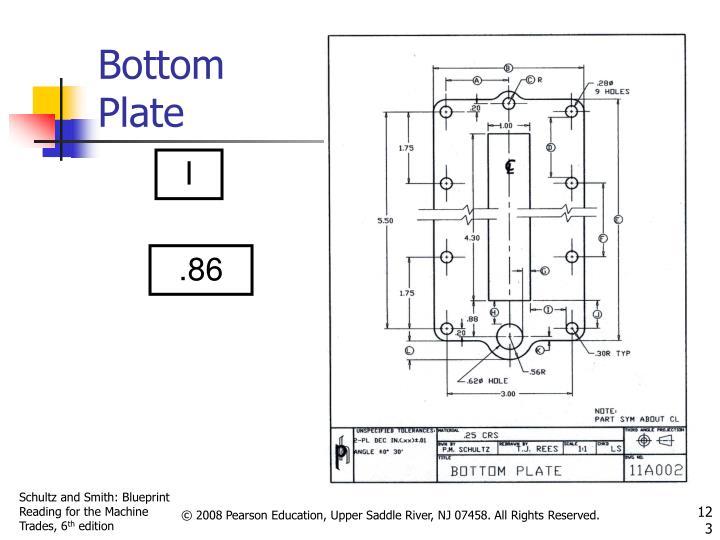 Bottom Plate