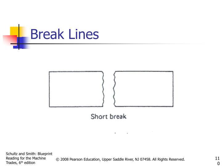 Break Lines