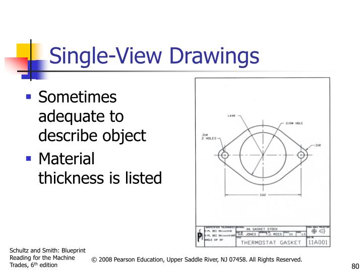 Single-View Drawings