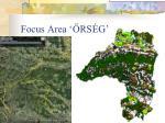 focus area rs g