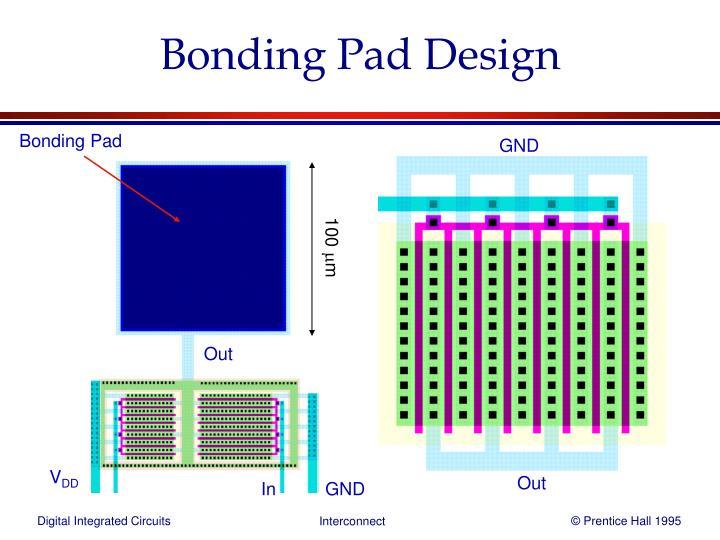 Bonding Pad Design