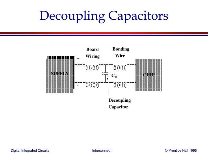 Decoupling Capacitors