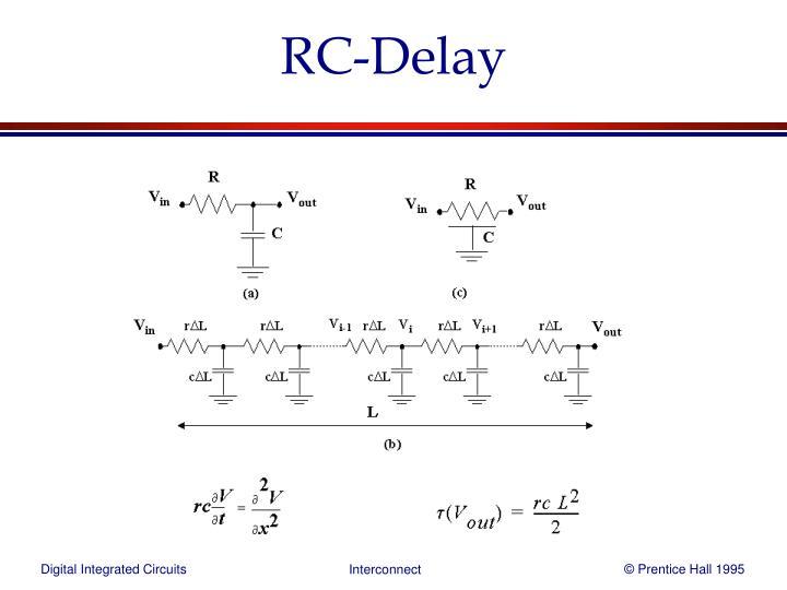 RC-Delay