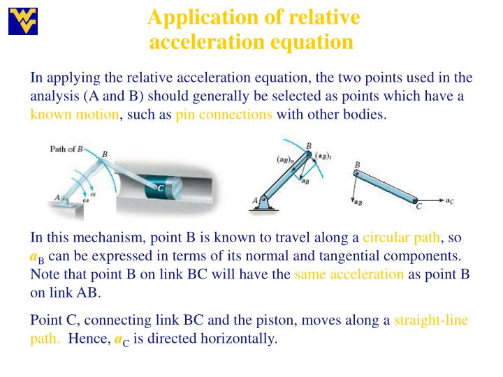 Application of relative