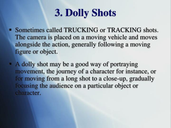 3. Dolly Shots