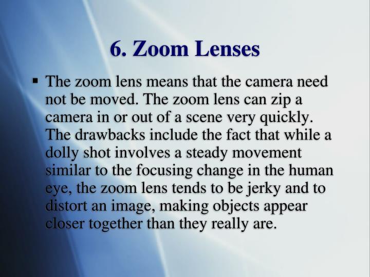 6. Zoom Lenses