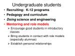 undergraduate students3