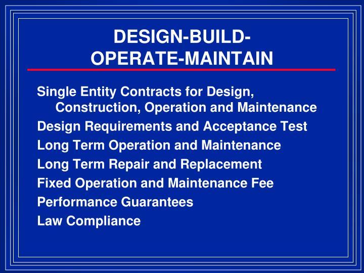 DESIGN-BUILD-