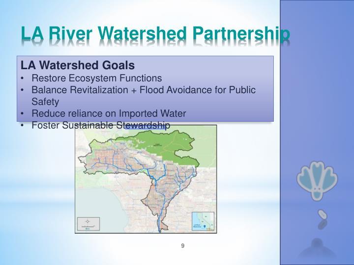 LA River Watershed Partnership