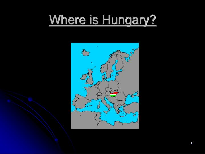 Where is hungary
