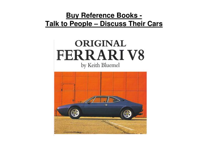Buy Reference Books -