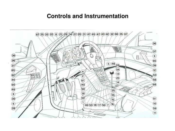 Controls and Instrumentation
