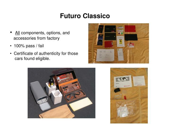 Futuro Classico