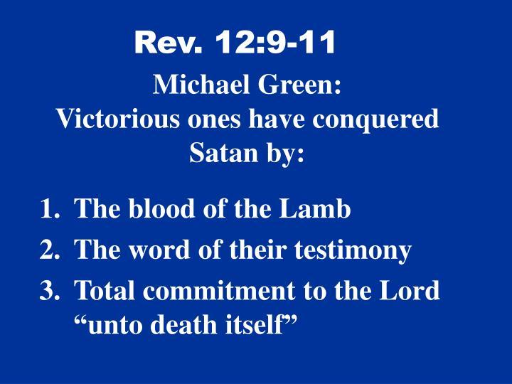 Rev. 12:9-11