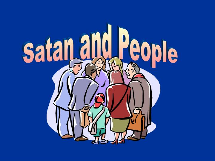 Satan and People