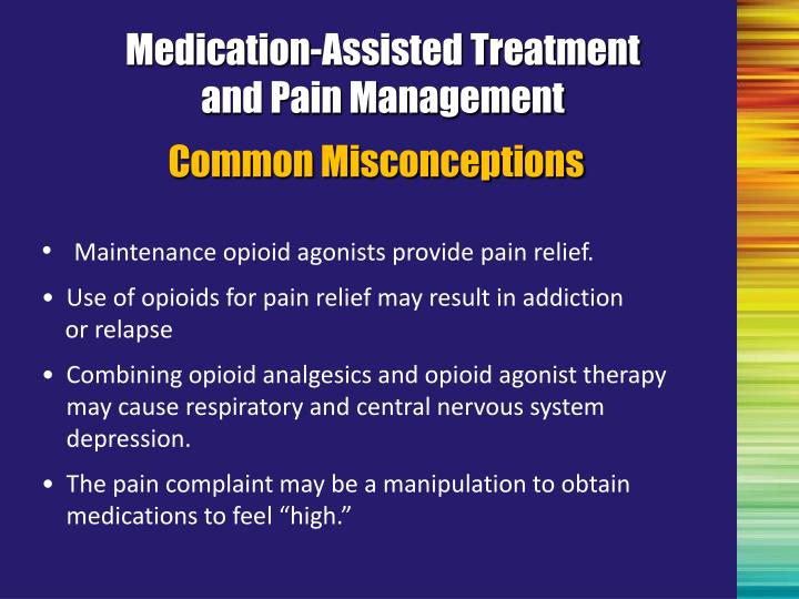 Medication-Assisted Treatment