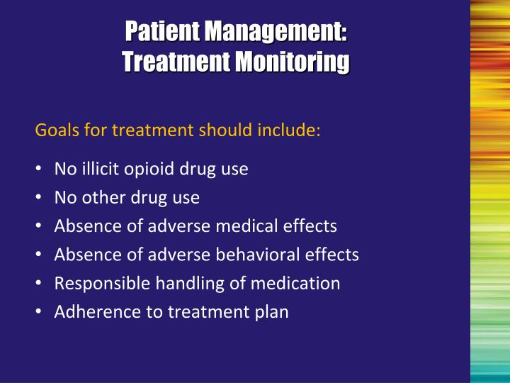 Patient Management:
