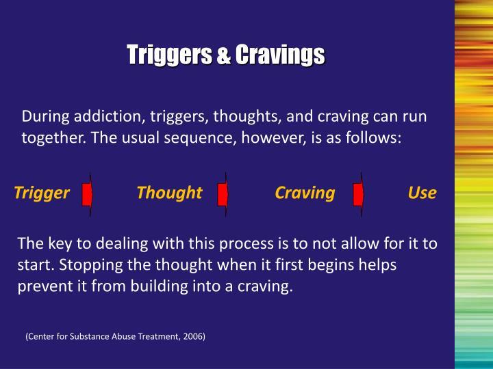 Triggers & Cravings