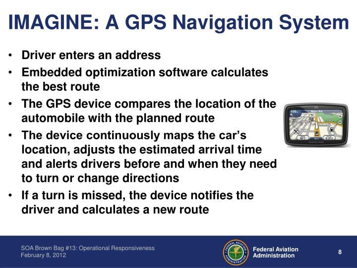 IMAGINE: A GPS Navigation System