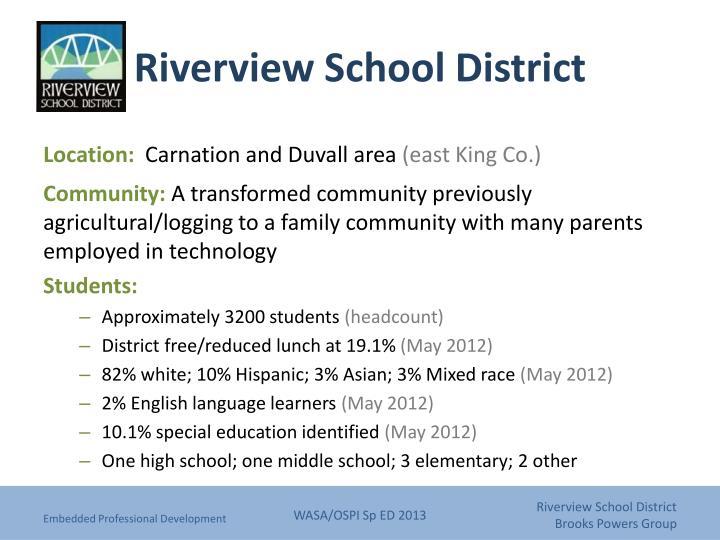 Riverview School District