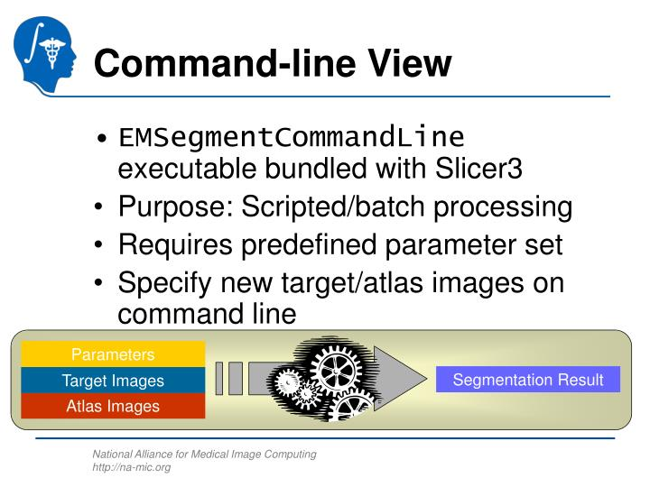 Command-line View