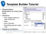 template builder tutorial11