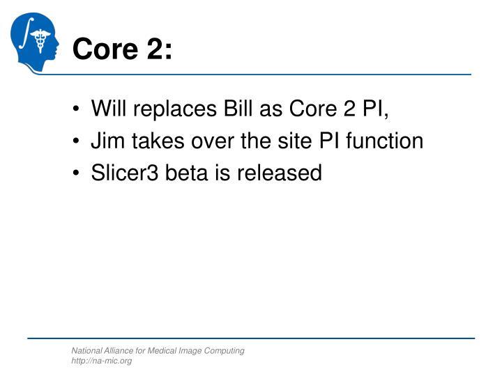Core 2: