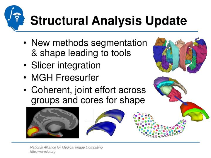 Structural Analysis Update