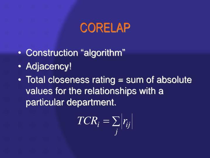 CORELAP