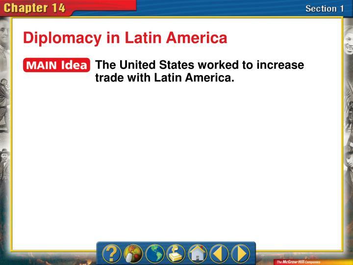 Diplomacy in Latin America