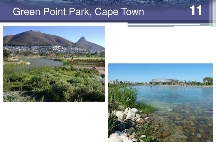 Green Point Park, Cape Town