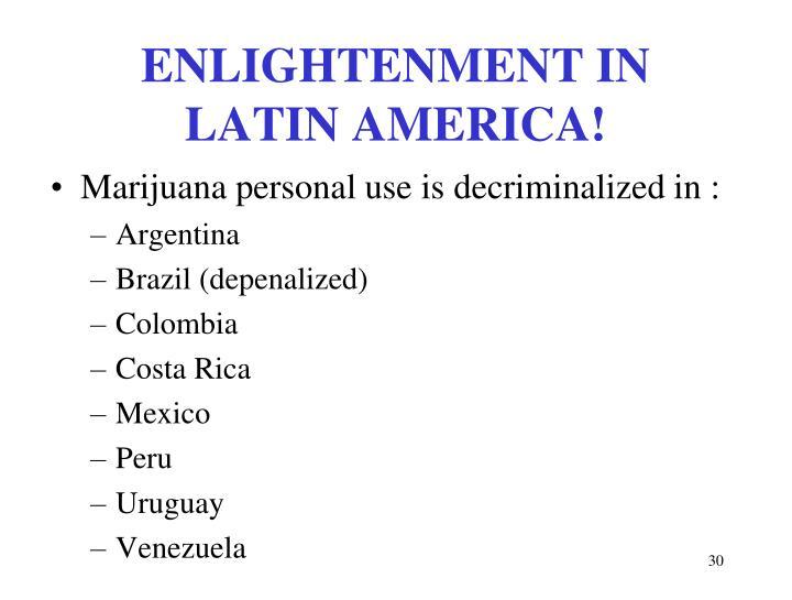 ENLIGHTENMENT IN