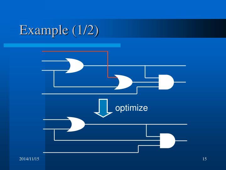 Example (1/2)