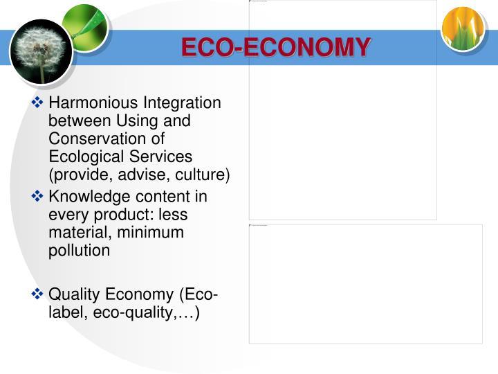 ECO-ECONOMY