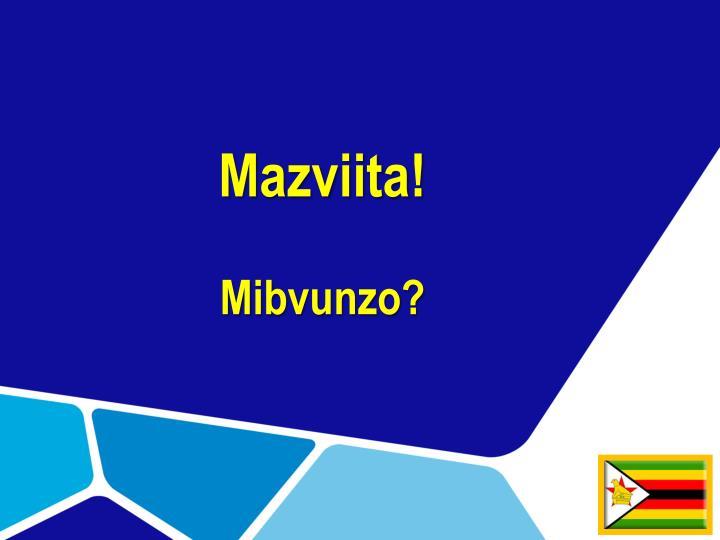 Mazviita