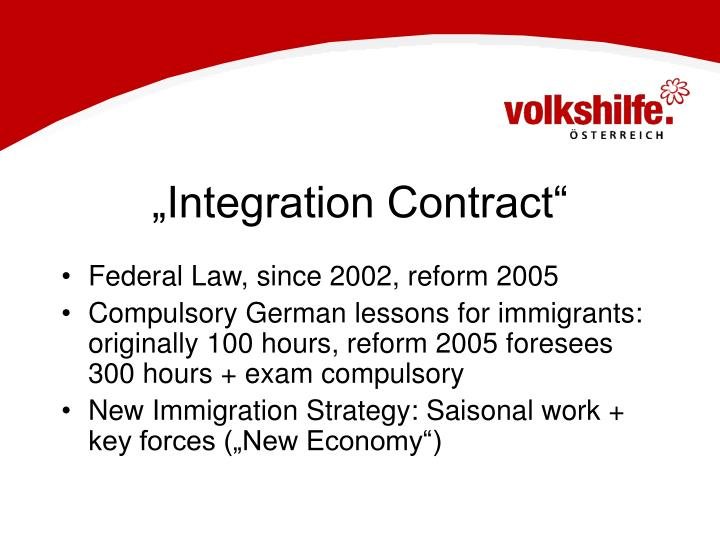 """Integration Contract"""