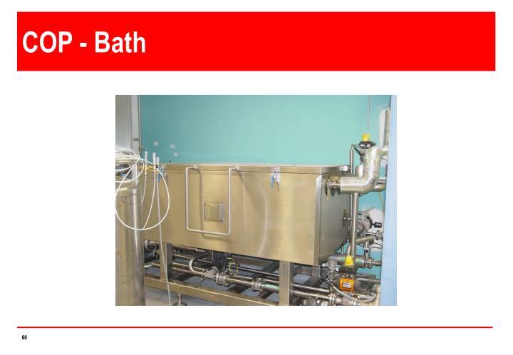 COP - Bath