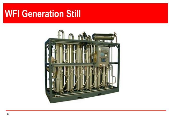 WFI Generation Still