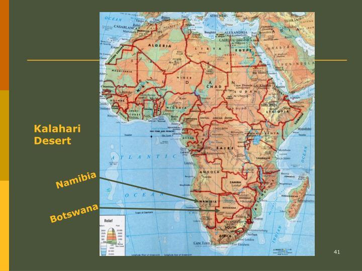 Kalahari Desert