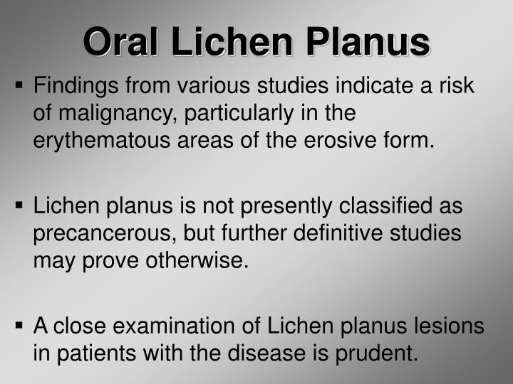 Oral Lichen Planus