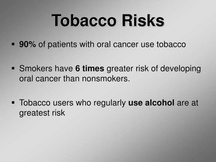 Tobacco Risks