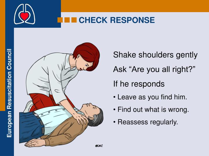 CHECK RESPONSE