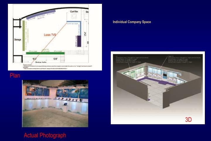 Individual Company Space